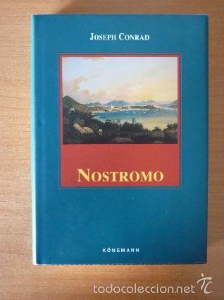 NOSTROMO. JOSEPH CONRAD. KÖNEMANN (Libros Nuevos - Idiomas - Inglés)