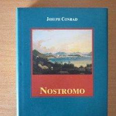 Libros: NOSTROMO. JOSEPH CONRAD. KÖNEMANN. Lote 56202251