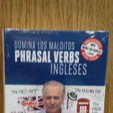 Domina los malditos phrasal verbs ingleses. ed - Vendido