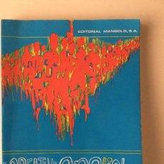Libros: INGLÉS. CREATIVE ENGLISH I. MANGOLD. Lote 60642575