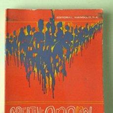 Libros: CREATIVE ENGLISH BOOK 2. MANGOLD. Lote 60642715
