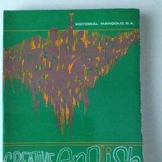 Libros: CREATIVE ENGLISH BOOK 3. EGB. MANGOLD. Lote 60642843