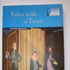 Libros: READER. TALES WITH A TWIST. Lote 65076827