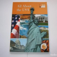 Libros: READER. ALL ABOUT THE USA. Lote 65088995