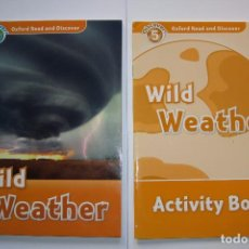 Libros: READER. WILD WEATHER. Lote 65091931