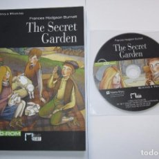 Libros: READER+CD. THE SECRET GARDEN. Lote 65120795