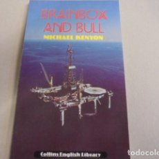 Libros: APRENDER INGLES NIVEL 3 - BRAINBOX AND BULL - COLLINS - 90 PAGS / ILUSTRADO. Lote 67629657