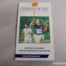 Libros: APRENDER INGLES NIVEL 2 - CARROS DE FUEGO / CHARIOTS OF FIRE - FOTOS DEL FILM - NELSON READERS. Lote 90344019