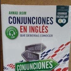 Libros: CONJUNCIONES EN INGLÉS QUE DEBERÍAS CONOCER. ED / VAUGHAN - PRECINTADO.. Lote 111835216