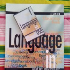 Libros: LANGUAGE IN USE. Lote 92939365