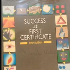 Libros: ACCESS AT FIRST CERTIFICATE. Lote 109074162