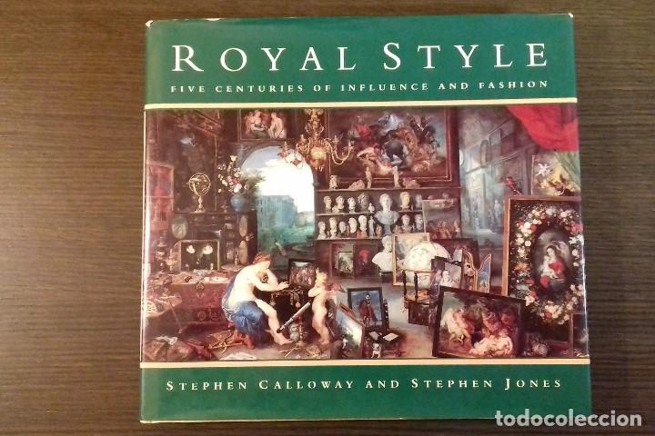 ROYAL STYLE: FIVE CENTURIES OF INFLUENCE AND FASHION (Libros Nuevos - Idiomas - Inglés)