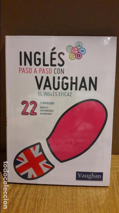 INGLÉS PASO A PASO CON VAUGHAN / Nº 22 / EL INGLÉS EFICAZ / INCLUYE CD / PRECINTADO. (Libros Nuevos - Idiomas - Inglés)