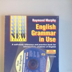 Libros: ENGLISH GRAMMAR IN USE. Lote 115404815