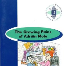 Livres: THE GROWING PAINS OF ADRIAN MOLE. 2º BACHILLERATO. Lote 117142295