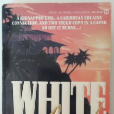 Livres: LIBRO WHITE SLAVE - RICHARD OWEN. Lote 128170824