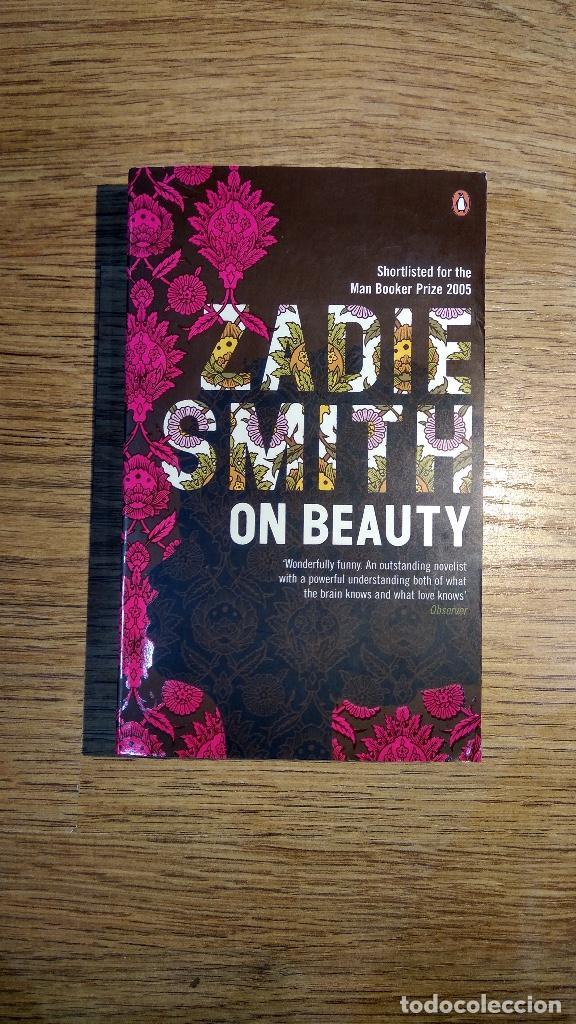 ON BEAUTY DE ZADIE SMITH (Libros Nuevos - Idiomas - Inglés)