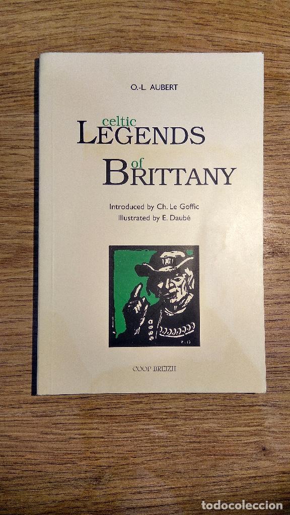CELTIC LEGENDS OF BRITTANY DE O.-L. AUBERT. EN INGLÉS (Libros Nuevos - Idiomas - Inglés)