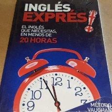 Libros: INGLÉS EXPRÉS / EL INGLÉS QUE NECESITAS EN MENOS DE 20 HORAS / PRECINTADO.. Lote 140377194