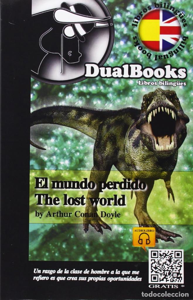THE LOST WORLD / EL MUNDO PERDIDO BILINGÜE (2013) - A. CONAN DOYLE - ISBN: 9788494102608 (Libros Nuevos - Idiomas - Inglés)