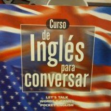 Libros: BJS.CURSO INGLES PARA CONVERSAR.EDT. LA VANGUARDIA... Lote 140978222