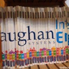 Libros: VAUGHAN INTENSIVE ENGLISH.. Lote 142138700