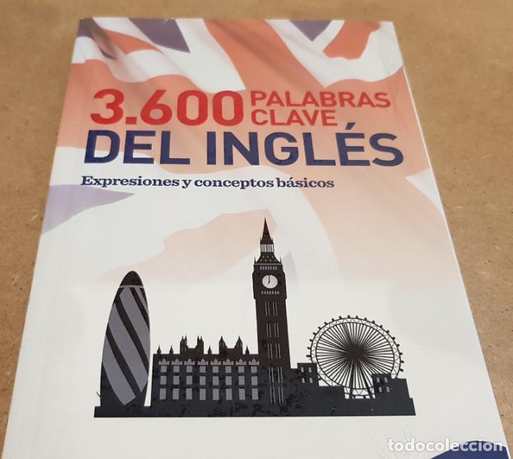 3600 PALABRAS CLAVE DEL INGLÉS / EXPRESIONES Y CONCEPTOS BÁSICOS / PRECINTADO. (Libros Nuevos - Idiomas - Inglés)