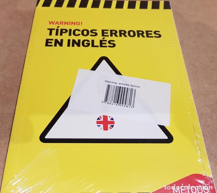 TÍPICOS ERRORES EN INGLÉS. / METODO VAUGHAN / LIBRO PRECINTADO. (Libros Nuevos - Idiomas - Inglés)