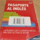 Libros: PASAPORTE AL INGLÉS / LAS PALABRAS CLAVE PARA LAS ETAPAS DE UN VIAJE / METODO VAUGHAN / PRECINTADO.. Lote 148167102