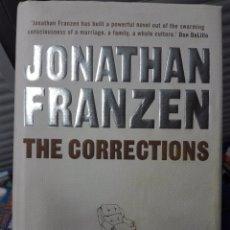 Libros: JONATHAN FRANZEN THE CORRECTIONS. Lote 149525942