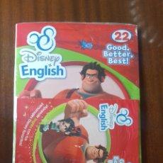 Libros: DISNEY ENGLISH, INGLES PARA NIÑOS. Lote 153840089
