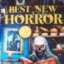 Libros: BEST NEW HORROR 25TH ANNIVERSARY EDITION . MAMMOTH BOOK OF BEST NEW HORROR. Lote 156950534
