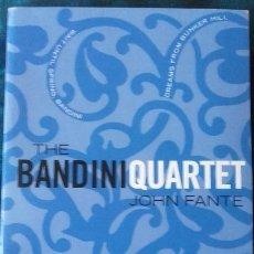 Libros: JOHN FANTE. THE BANDINI QUARTET. Lote 156952314