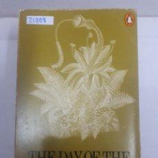 Libros: 21008 - THE DAY OF THE TRIFFIDS - POR JOHN WYNDHAM - EN INGLES. Lote 168420172