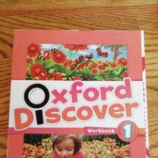 Libros: BOOK OXFORD NIVEL 1 PRIMARY. Lote 168709720