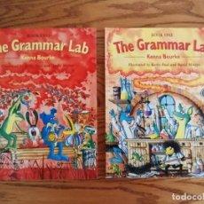 Libros: LOTE DE 2 LIBROS DE EJERCICIOS PRÁCTICOS NIVEL 1 Y 2 ESO. Lote 168734304