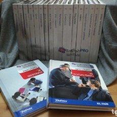 Libros: CURSO INGLES ENGLISHPRO. Lote 172876822