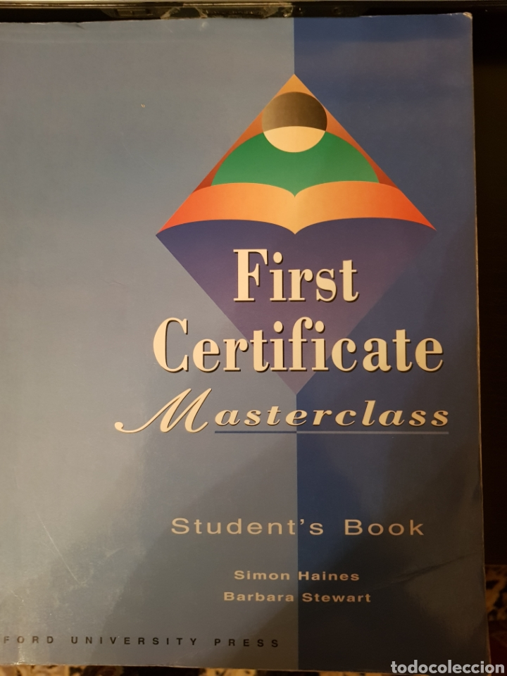 Libros: First Certificate Masterclass. Students book. - Foto 1 - 178616913