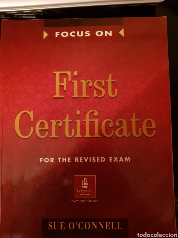 FOCUS ON FIRST CERTIFICATE FOR THE REVISED EXAM. STUDENT'S BOOK (Libros Nuevos - Idiomas - Inglés)