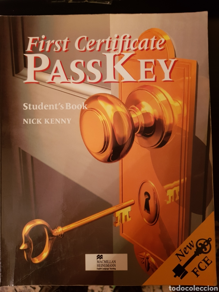 Libros: First Certificate PassKey. Students book. - Foto 1 - 178617885