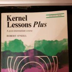 Libros: MERKEL LESSON PLUS. STUDENT'S BOOK.. Lote 178618517