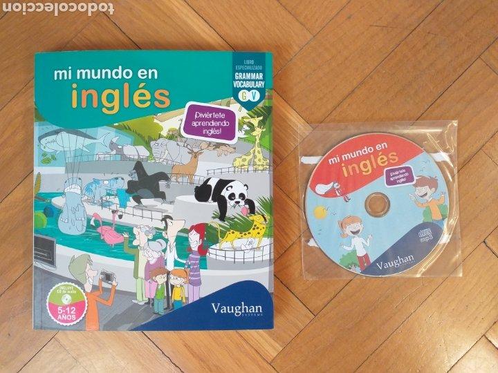 MI MUNDO EN INGLÉS, DE VAUGHAN (LIBRO + CD) (Libros Nuevos - Idiomas - Inglés)
