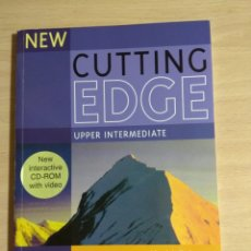 Libros: CUTTING EDGE. PEARSON LONGMAN. Lote 178994891