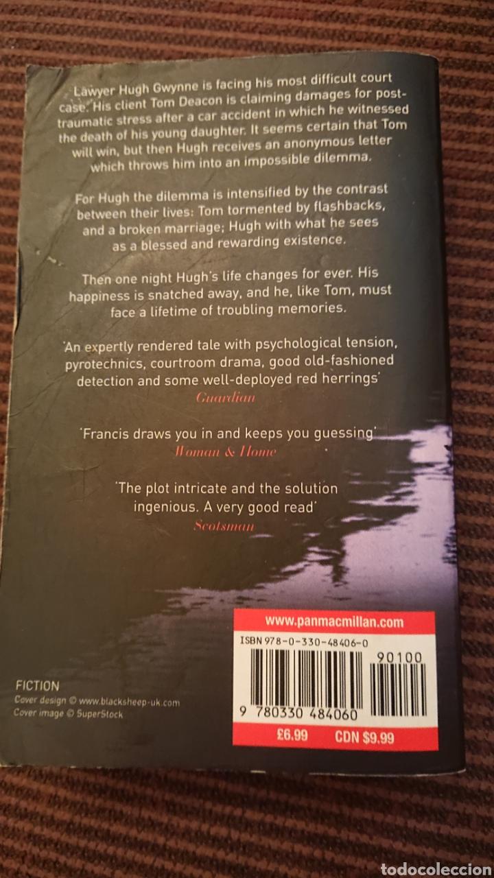 Libros: Clare Francis Unforgotten - Foto 3 - 179150486