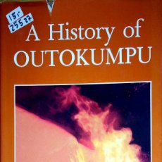 Libros: 25527 - A HISTORY OF OUTOKUMPU - POR MARKKU KUISMA - AÑO 1989 - EN INGLES . Lote 179160327