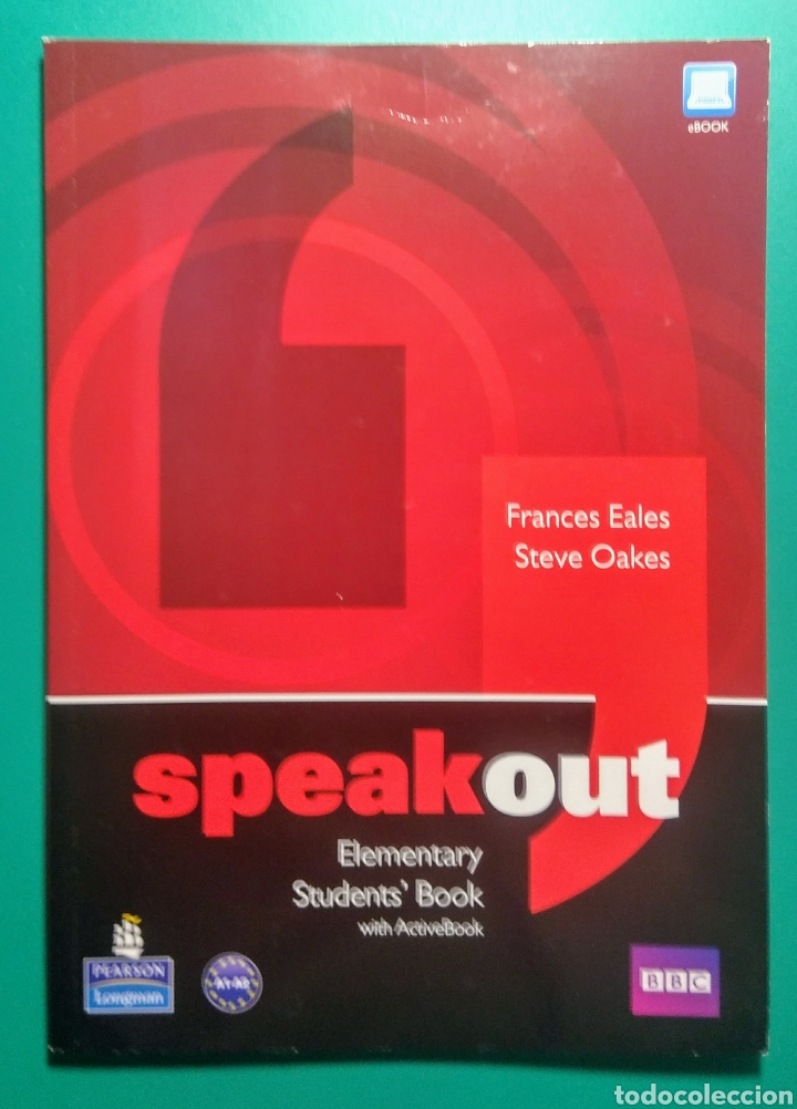 SPEAK OUT. ELEMENTARY STUDENTS' BOOK. LONGMAN. (Libros Nuevos - Idiomas - Inglés)