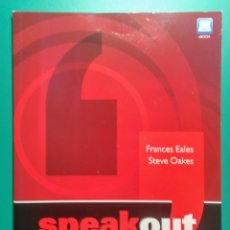 Libros: SPEAK OUT. ELEMENTARY STUDENTS' BOOK. LONGMAN.. Lote 181626611