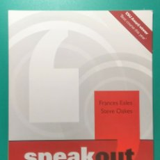 Libros: SPEAK OUT. ELEMENTARY WORKBOOK. PEARSON. BBC.. Lote 181627356