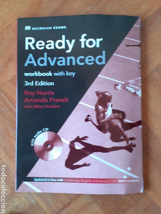 READY FOR ADVANCED MACMILLAN (Libros Nuevos - Idiomas - Inglés)