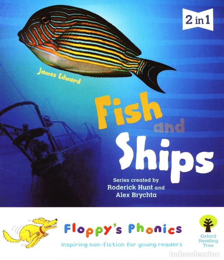 Libros: FLOPPYS PHONICS 12BOOKS TAPA FLEXIBLE - Foto 4 - 183513488